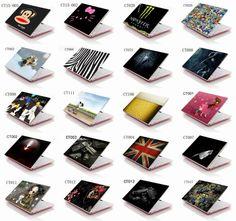 """Aliexpress.com: Comprar Muchos diseño Laptop Skin Sticker Protector para 14 """" 15 """" 15.4 """" 15.5 """" Acer HP Dell Sony Notebook de etiqueta del ordenador portátil de la piel fiable proveedores en ABC International Trading Company"""