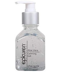 Epicuren Aloe Vera Calming Gel | These innovative beauty products offer the relief you need.