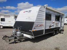 Creative  Windcheater Poptop Caravan In CLEARVIEW South Australia For Sale