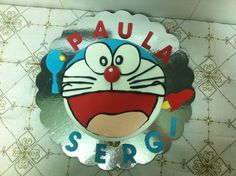 Tarta Doraemon- Doraemon cake