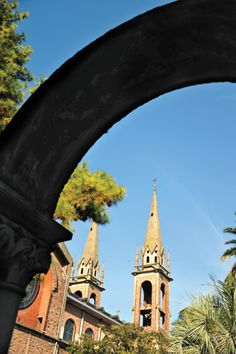 Abadía de San Benito  | METRO #188 | Jul 2014