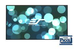 Elite Screens - Aeon Series EDGE FREE