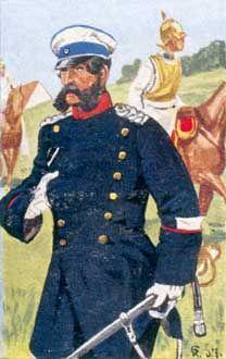 Preußische Kürassier-Regimenter