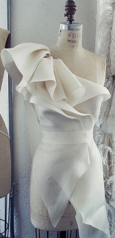 Marchesa   Studio in Chelsea   Cofounders Georgina Chapman & Keren Craig's Dresses Come to Life
