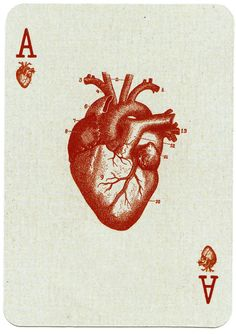Creative Illustration, Iconography, Ace, and Hearts image ideas & inspiration on Designspiration Ace Of Hearts, Plakat Design, Poster Design, Graphic Design, Label Design, Vector Design, Design Art, Photocollage, Red Aesthetic