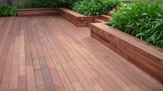 You want to build a natural timber deck. Nothing beats the look of natural timber, so you're off to a good start. Now all you have to do is choose your decking timber.