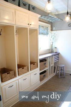 need the folding table - love the baskets for wash vs give away (would DEFINITELy need more space for the amount of laundry we accumulate)