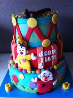 Bumba taart / bumba cake