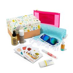 Birchbox Sunny Side Limited Edition Box Available Now + Coupons!! - http://hellosubscription.com/2016/05/birchbox-sunny-side-limited-edition-box-available-now-coupons/ #Birchbox