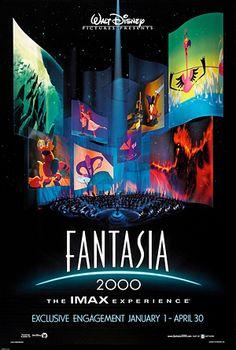 Disney Film Project Podcast - Episode 106 - Fantasia 2000
