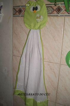 Bate Mão Corujinha- R$ 25,00 Cod. PBM 006