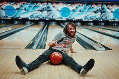Garrett Nickelsen, The Maine going bowling