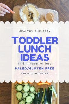 Here are three of my favorite toddler lunch ideas for those days when you need something that is quick to make but still healthy and nutritious! Healthy Baby Food, Healthy Meals For Kids, Dinner Recipes For Kids, Healthy Meal Prep, Healthy Foods To Eat, Baby Food Recipes, Kids Meals, Healthy Snacks, Healthy Recipes