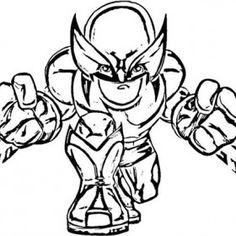 7 superhero squad ideas  coloring pages superhero squad
