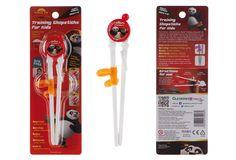 CleverstiX - Kung Fu Panda branded training chopstick for kids. Packaging design by Alpha Design & Marketing