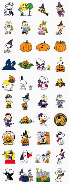 Snoopy Halloween Line Sticker - Rumors City