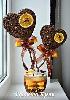 1 million+ Stunning Free Images to Use Anywhere Coffee Bean Candle, Coffee Bean Art, Diy Resin Crafts, Diy And Crafts, Orange Craft, Mothers Day Crafts For Kids, Coffee Crafts, Ideias Diy, Quilling Patterns