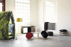 Objects side table by Kettal