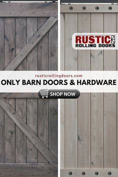 We eat, sleep and live barn doors and hardware! Speak to one of our customer service representatives today for expert advice on selecting the right barn door and hardware for your installation. Interior Barn Doors, Barn Door Hardware, Modern Rustic Interiors, Eat Sleep, Rustic Style, Customer Service, Garage Doors, New Homes, Advice