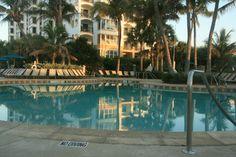 Pool Marriott Ocean Pointe, Singer Island, Florida