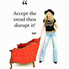 With her happy chairs on the rise SDS will be pushing to disrupt trends! To follow her journey stop by her website! Painting Cabinets, Colorado Springs, Painted Furniture, House Design, Living Room, Interior Design, Chairs, Journey, Trends