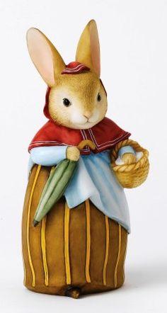 Beatrix Potter - Mrs Rabbit Figurine
