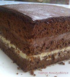 Two Season Cake ala Dapur Cokelat