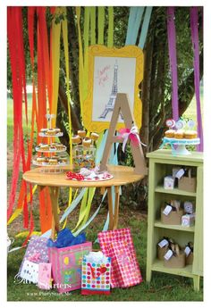 Arts & Crafts Birthday Party Ideas | Photo 16 of 16 | Catch My Party