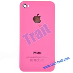 $3.90 Brand New and Pink Back Housing for iphone 4