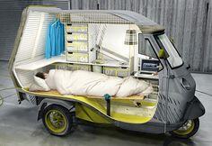 #Camper, #Car, #Concept