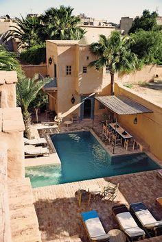 Oasis - Morocco