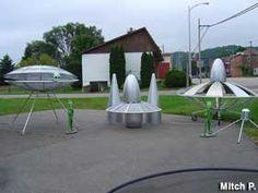 UFOs.