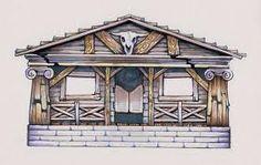Cabin Thirteen: Hades's Cabin.
