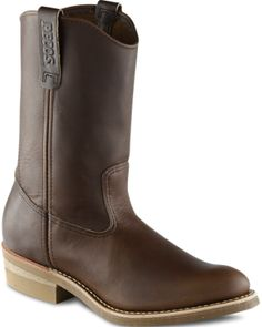 1155 Men's 11-inch Pull-On Boot