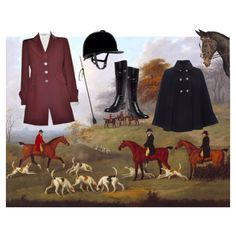 Proper Fox Hunt attire