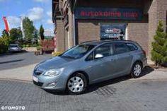Opel Astra Opel Astra 2012 1.7 CDTI 110 KM Klima Navi AUTO Z GWARANCJĄ