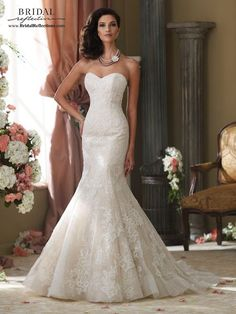 David Tutera for Mon Cheri Wedding Dress Collection | New York