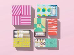 Kangan ARora for REN Skincare Christmas Package — The Dieline | Packaging & Branding Design & Innovation News