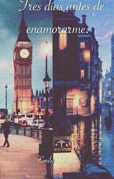 """Deberías leer """" Tres días antes de enamorarme. """" en #Wattpad #novelajuvenil Por favor seguidores perfectos, si les gusta leer, descarguen Wattpad y lean mi historia ♥♥♥♥♥♥"""