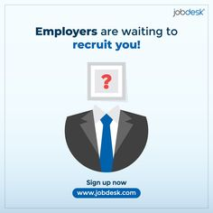 Dear Candidates, Do you know Employers are waiting to recruit talent like you? Open your account with jobdesk® for Free and get yourself hired by the global employers. These types of opportunities don't come again and again. Don't delay it anymore.  🟢 Sign up: www.jobdesk.com  #jobdesk #job #jobdeskcom #hiringapp #jobvacancyapp #internationaljobplatfporm #globalrecruitment #freerecruitingplatform #multilanguagerecruitingapp #freejobpostingwebsite #toprecruitingplatform… Free Job Posting, Find People, Find A Job, Like You, Did You Know, Waiting, Language, Platform, Letters