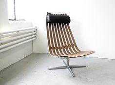 The Scandia Senior Easy by Norwegian designer Hans Brattrud