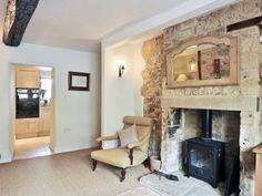 Thornton in Chipping Campden. Perfectly located in the heart of the beautiful Cotswolds village of Chipping Campden, the ground floor of this former stone town house provides an ideal location for guests to enjoy a perfect romanti. Self Catering Cottages, House, Home Decor, Decoration Home, Home, Room Decor, Home Interior Design, Homes, Houses
