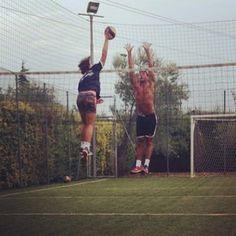 #volleyball #everywhere #football #garden