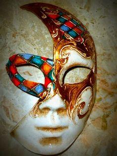 Maskerelle: LE MASCHERE DI VENEZIA