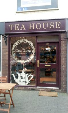The Olde Young Tea House, Middlesbrough