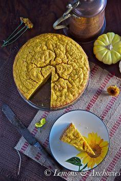 Basque Pumpkin Cornbread