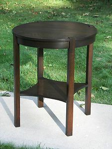 Arts Oak Push Button Morris Original Royal Chair Co Black