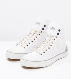 g star falton wmn mesh hi baskets montantes bright white prix promo baskets femme zalando - Basket Femme Color