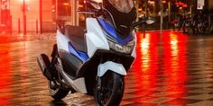 New Honda Forza 125 2015: Luxury in the old continent | Bikes Media
