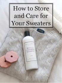 Caring for cashmere, cashmere care, washing cashmere, delicate fabrics, washing delicate fabrics. how to care for your wool and cashmere sweaters